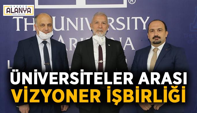 Üniversiteler arası vizyoner işbirliği