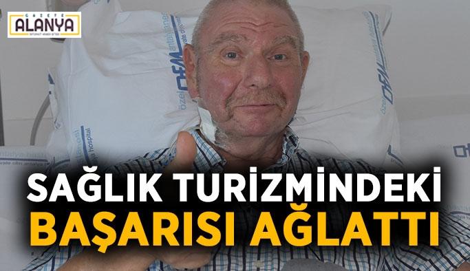 Türkiye'nin sağlık turizmindeki başarısı ağlattı