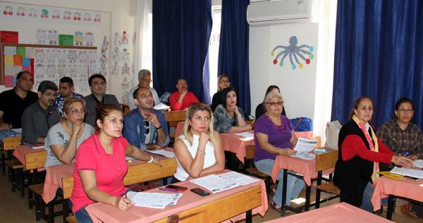 500 Yeni Alanyalı Türkçe kursuna gidiyor