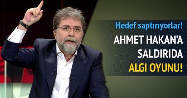 AHMET HAKAN SALDIRISINDA BÜYÜK ALGI OYUNU