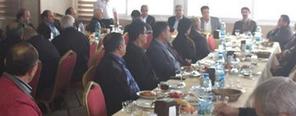AK Parti Alanya 'Referandum' startını verdi