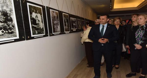 Alanyalı kadınların yer aldığı fotoğraf sergisi açıldı