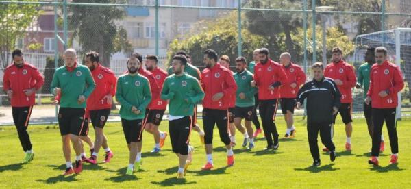 Alanyaspor, 1461 Trabzon maçına hazır