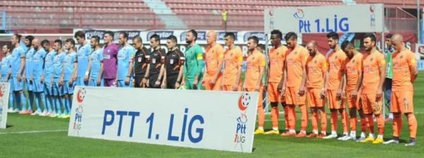 Alanyaspor, Trabzondan 3 puanla dönüyor