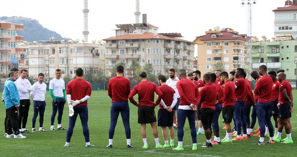 'Alanyaspor'un mantalitesi futbol oynamaya dayalı'