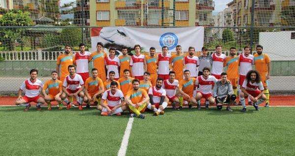 ALKÜ'de futbol heyecanı başlıyor