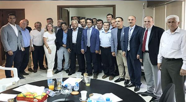 Antalya Beyrut ticaret gelişiyor