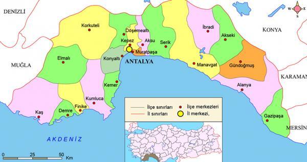 Antalya\\\\\\\'da \\\\\\\'Hayır\\\\\\\' öne geçti