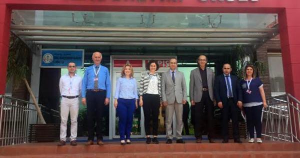 Bahçeşehir Koleji Alanya, ALKÜ'yü ağırladı