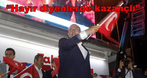 Bakan Çavuşoğlu: Yeni Türkiye'de güven ve istikrar olacak