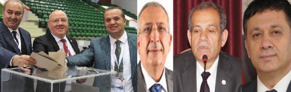Başkan Mehmet Ali Dim 2 oy alabildi