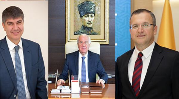 Başkan Türel Daire Müdürlerini değiştirdi