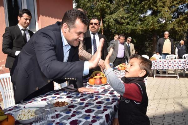 Başkan Yücel, Alanya belediyesi kurumsal ve güçlüdür