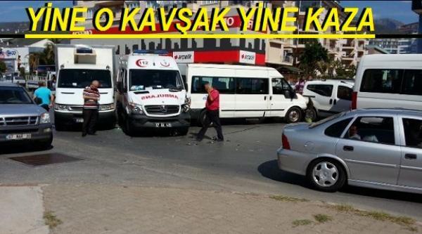 BU KAVŞAK RESMEN TEHLİKELİ