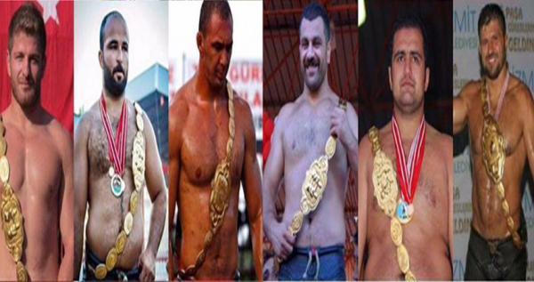 Buyrun Şampiyon güreşçileri gökbel'de izlemeye
