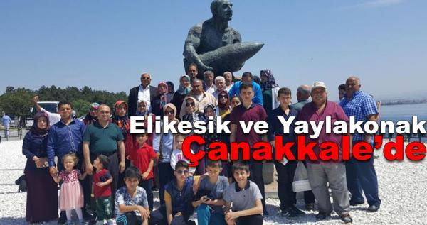 Büyükşehir\\\'den Alanya\\\'ya Çanakkale gezileri