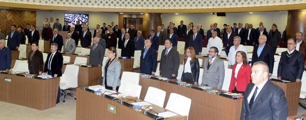 Büyükşehir'in borcu 855 milyon TL