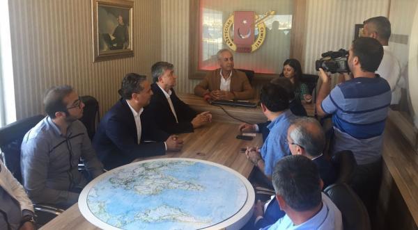 CHP Alanya'ya çıkarma yaptı