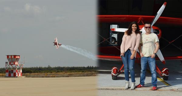Dünya Havacı Kadınlar haftası uçarak kutlandı