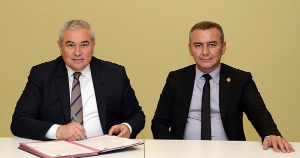 Eğitim alanında işbirliği protokolü imzaladılar