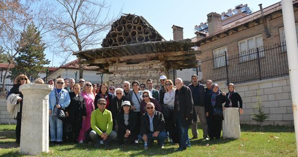 Elmalı'ya 29. kültür turu düzenlendi