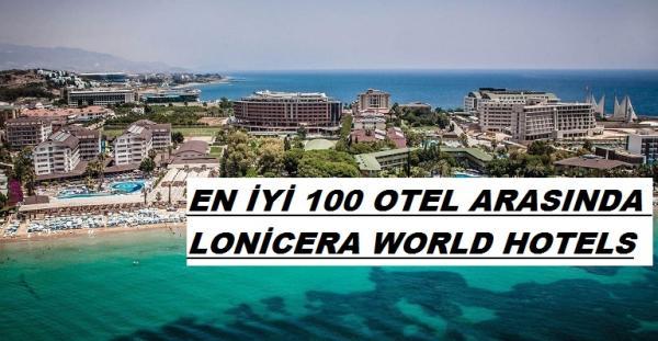 EN İYİ 100 OTEL ARASINDA