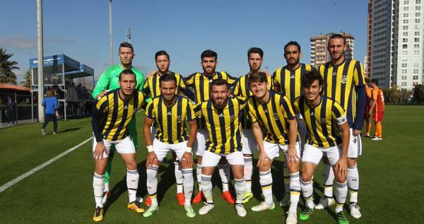 Fenerbahçe U-21 Takımı Alaiye Otel\\\'de
