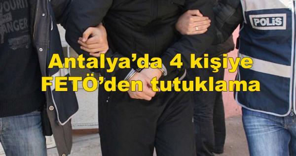 FETÖ operasyonu: gazeteci ve öğretmenlere tutuklama