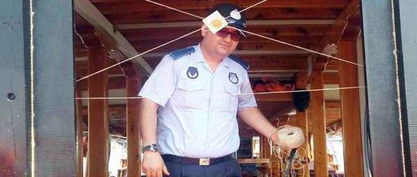 Gezi teknesi 10 gün mühürlendi