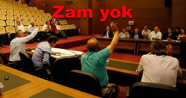 Komisyondan karar çıktı: Zam yok