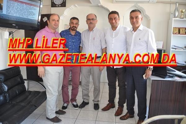 MHP LİLER WWW.GAZETEALANYA.COM DA