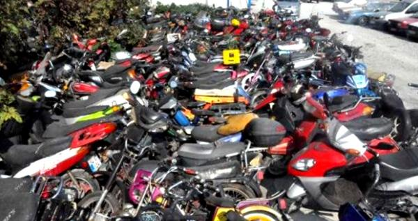 Motosiklet sayısında Antalya 2'nci sırada