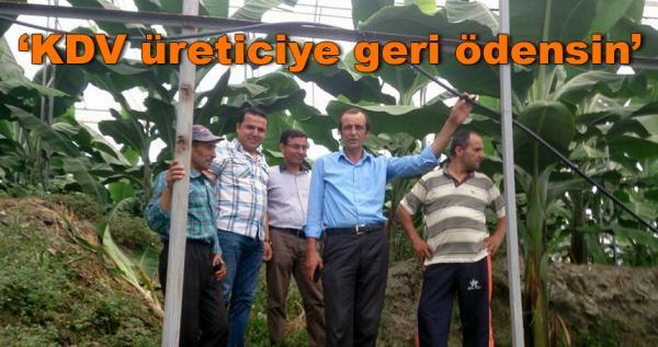 Musluoğlu KDV sorununa değindi