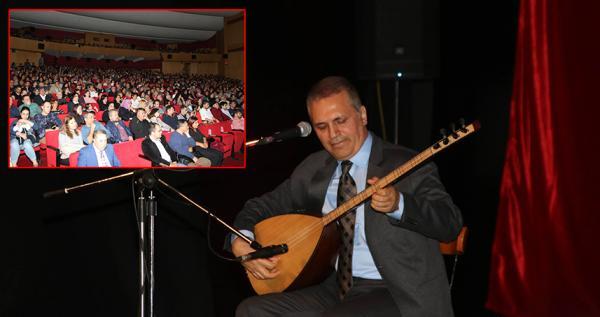 Neşet Ertaş konserde türküleriyle anıldı