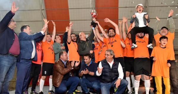 Organize Sanayi Bölgesi'nin şampiyonu PSL