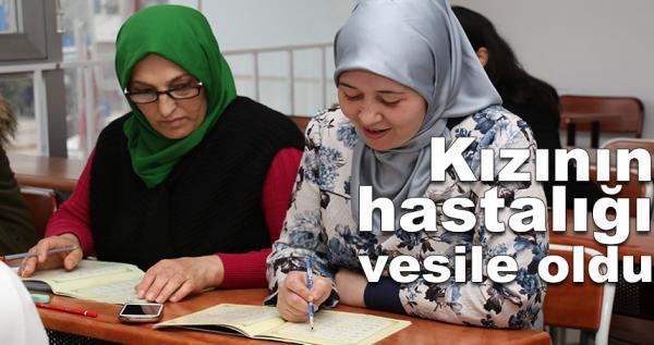 Rusya'dan geldi Kur'an-ı Kerim öğrendi