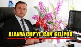 Alanya CHP'de gözler bu isme çevirildi