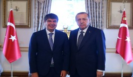 Türel'in, Erdoğan'la baş başa 2 saat Antalya sohbeti