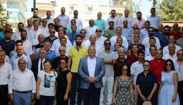 Altso Başkanı Şahin'den Bayramlık gösterisi
