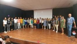 Bahçeşehir koleji Alanya'da gelenek değişmedi