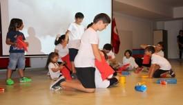 Engelli öğrenciler 'Yaz Okulu'nu tamamladı
