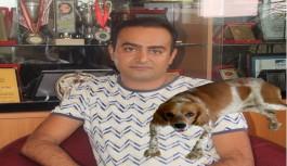 İran vatandaşı köpeğini bulana ödül verecek