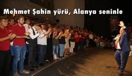 Mehmet Şahin resmen aday