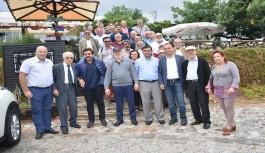 Alanya Belediyesi yaşlıları yine unutmadı