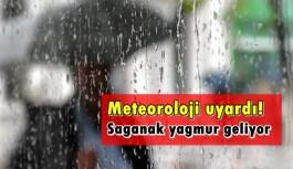Alanya'ya yağmur geri geliyor