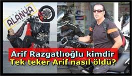 Arif Razgatlıoğlu kimdir?