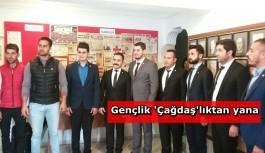 CHP Alanya'ya 'Çağdaş' başkan