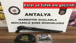 Uyuşturucu operasyonu: 6 gözaltı