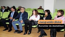 Alanya'da 'Aile Eğitici Eğitimi' başladı