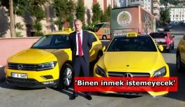 Alanya'da lüks taksi dönemi